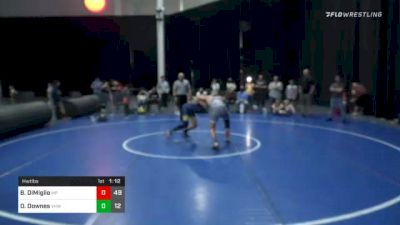 Final - Bradley DiMiglio, Malvern Prep vs Devin Downes, Vougar's Honors Wrestling