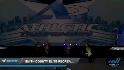 Smith County Elite Recreation - L1 Performance Recreation - 6 & Younger (NON) [2021 L1 Performance Recreation - 6 and Younger (NON) Day 1] 2021 Athletic Championships: Chattanooga DI & DII
