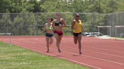 Workout Wednesday: Laura Roesler 3x400m (at Sub 60!)