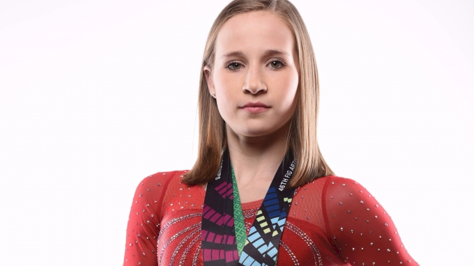 picture of Madison Kocian