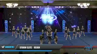 Storm Elite - Reign [2021 L2 Perf Rec - 18 and Younger (NON) Day 2] 2021 The U.S. Finals: Phoenix