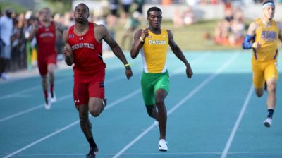 KICK OF THE WEEK: Things Get Physical in Michael Johnson Invite 400m