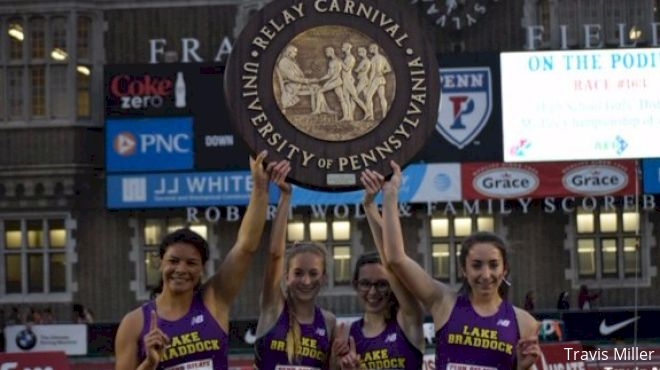 Top 5 Highlights of Penn Relays Day 1