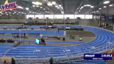 Full Replay - VHSL Indoor Championships | Class 5-6 - Track Events - Mar 2, 2021 at 1:43 PM CST