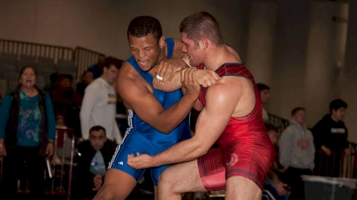 Bellator Signs 3x All American Wrestler Jarod Trice