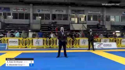 Amr Adel Ali Ghoneim vs Elder Alexander Cruz 2020 American National IBJJF Jiu-Jitsu Championship