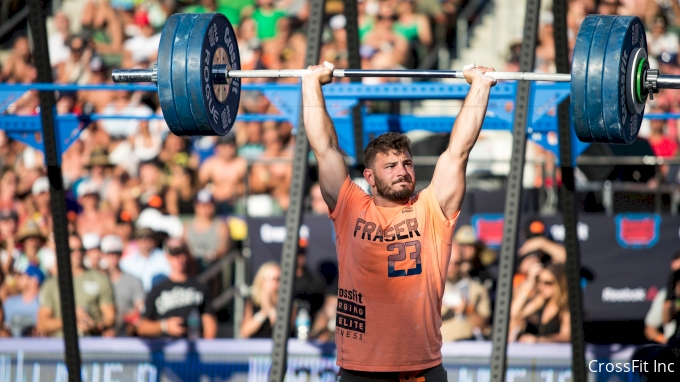 picture of 2017 Reebok CrossFit Games