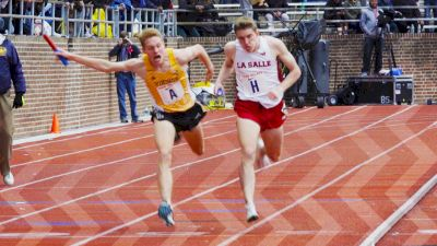 TASTY RACE: Drew Hunter And Loudoun Valley Impossible DMR Win At Penn Relays