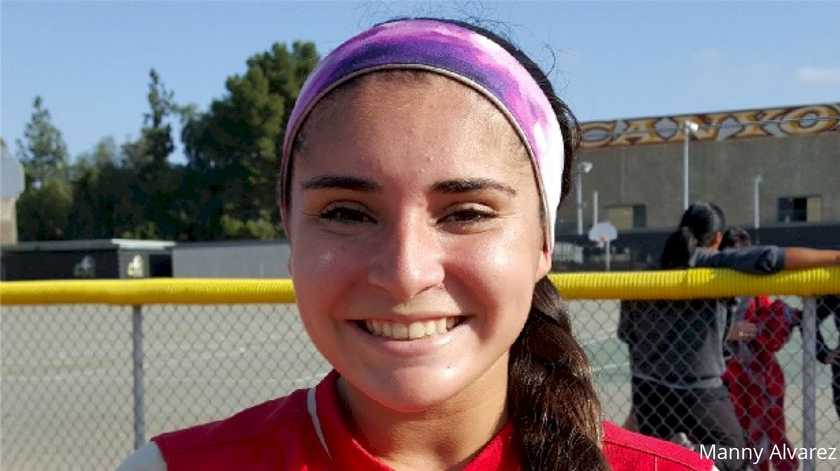 2017 Lauren Espalin finds the right fit