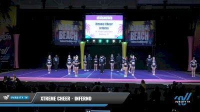 Xtreme Cheer - Inferno [2021 L6 Senior Coed Open Day 2] 2021 ACDA: Reach The Beach Nationals