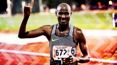 TASTY RACE: The Ageless Wonder Bernard Lagat Breaks Master's 10k World Record!
