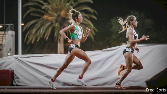 Olympic Standard, Movie Premiere Highlight Big Week for Alexi Pappas