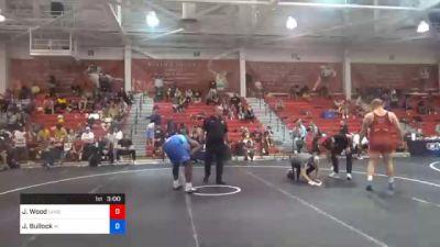 125 kg Prelims - Jordan Wood, Lehigh Valley Wrestling Club vs Jacob Bullock, Indiana