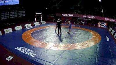74 kg Magomedkhabib Kadimagomedov, BLR vs Mihail Sava, MDA