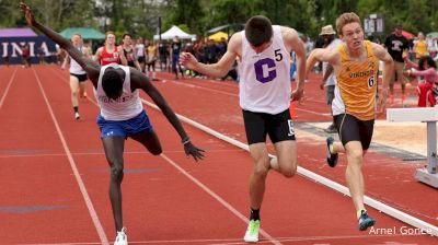 TASTY RACE: Brandon McGorty, Drew Hunter, Alex Lomong all run 1:48