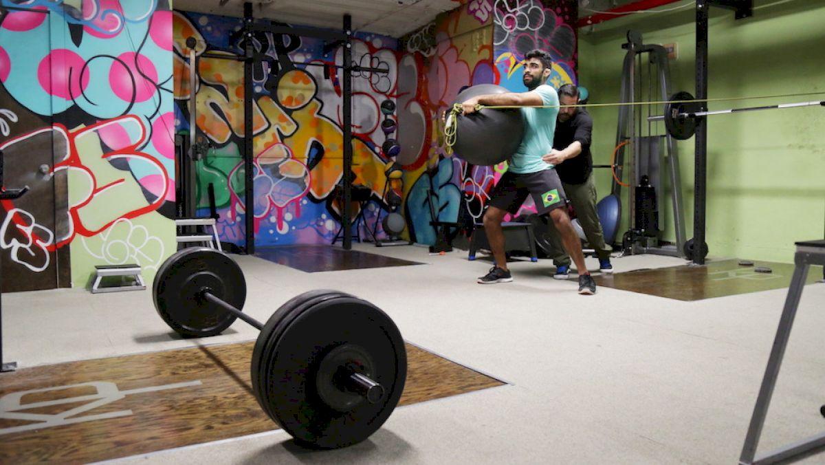 Mansher Khera's Strength & Conditioning Workout For Jiu-Jitsu