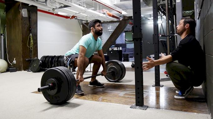 Mansher Khera's Strength & Conditioning Workout For Jiu