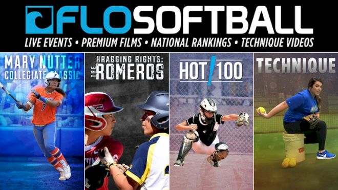 A Yearly Subscription to FloSoftball Just Got Better