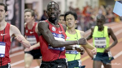 Lopez Lomong Talks 2021, Chelimo Rivalry And His Abs | The FloTrack Podcast (Ep. 59)