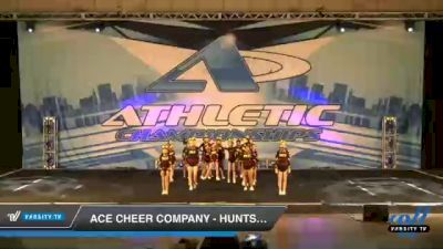 ACE Cheer Company - Huntsville - Raiders [2021 L2 Youth Day 1] 2021 Athletic Championships: Chattanooga DI & DII