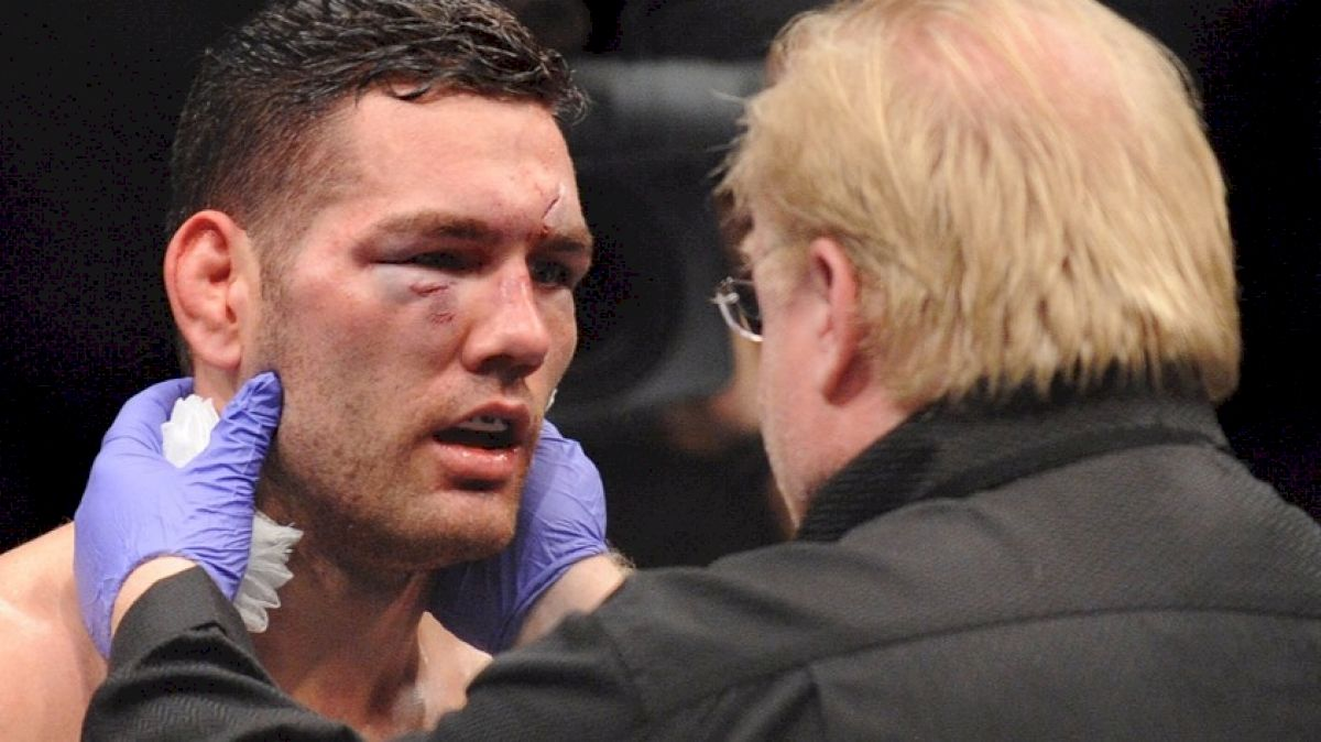 Chris Weidman Out of UFC 199 Bout with Luke Rockhold