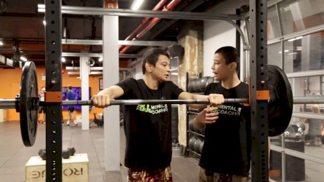 Watch Paulo and Joao Miyao In A Grueling CrossFit Workout