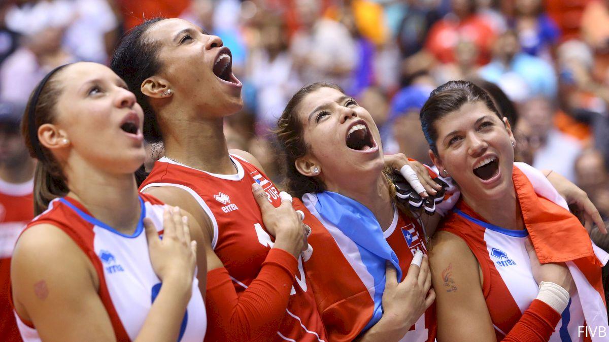 Puerto Rico women qualify for Olympics