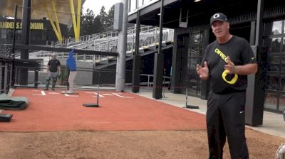 Mike White Pitching: Using a Batter Dummy & The Shape of Your Pitch