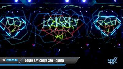 South Bay Cheer 360 - Crush [2018 Senior - Small - B 1 Day 2] Spirit Sports - Duel in the Desert