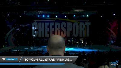 Top Gun All Stars - Pink Assassins [2019 Senior Medium 3 Day 2] 2019 CHEERSPORT Nationals