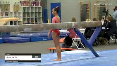 Quinn Harris - Beam, Cincinnati Gymnastics - 2021 American Classic and Hopes Classic