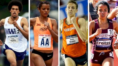 Who's #1: The NCAA 1500m Champs Will Be...
