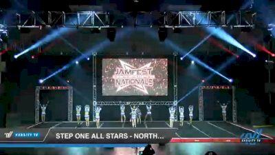 Step One All Stars - North - Phenomenal [2021 L6 Senior - XSmall Day 1] 2021 JAMfest Cheer Super Nationals