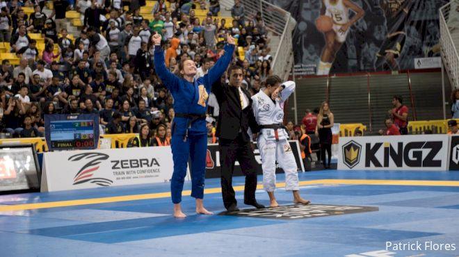 Non-Brazilians Challenge World Championships Finals Matches