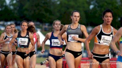 TASTY RACE: Morgan Uceny Leads 8 Women Under 1500m Olympic Standard at Furman Elite