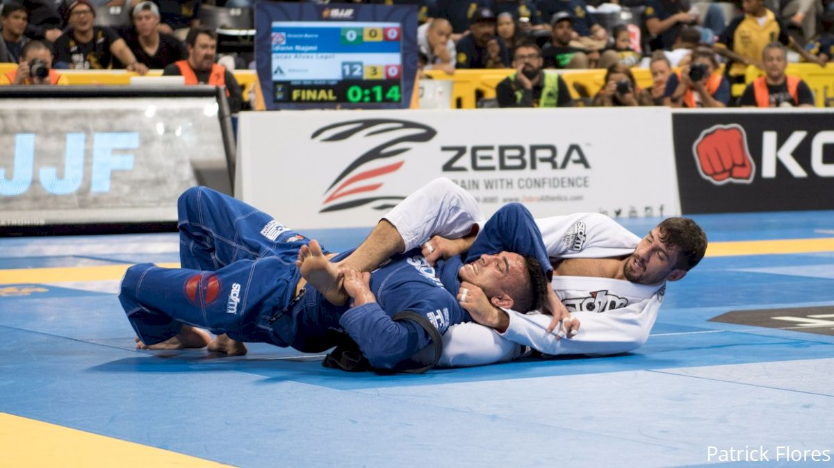 Lucas Lepri Almost Didn't Compete At 2016 IBJJF World Championships