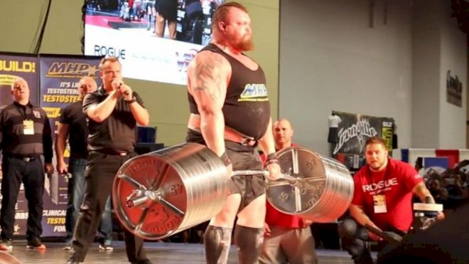 Will Eddie Pull 500kg? Cast Your Vote!