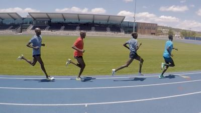Workout Wednesday: Lagat, Chelanga, Sambu and Abdirahman 400m Repeats
