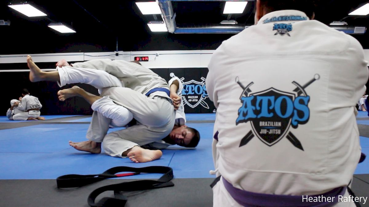 The Brutal, Painful Reality Of Training In A World-Class Jiu