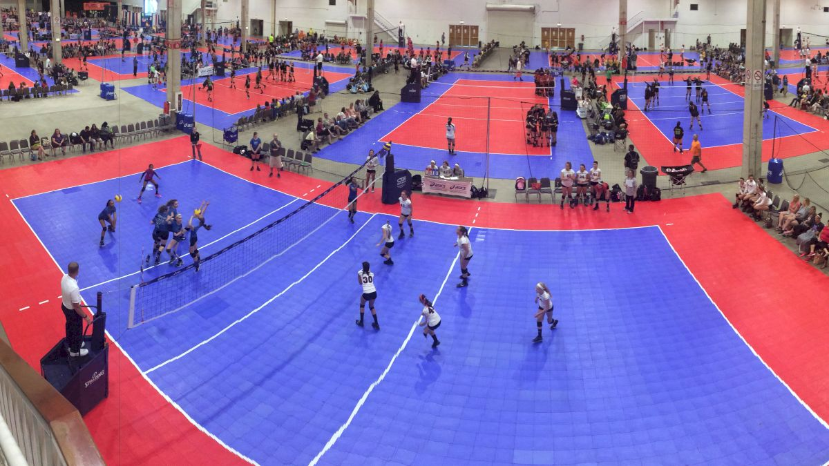 Watch The Asics Jr National Volleyball Championship Archives
