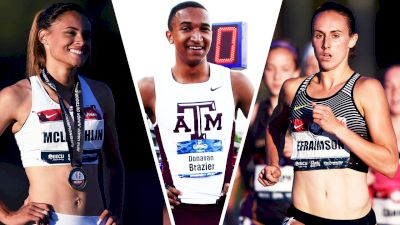Who's #1: These Teens Will Make The Olympic Team