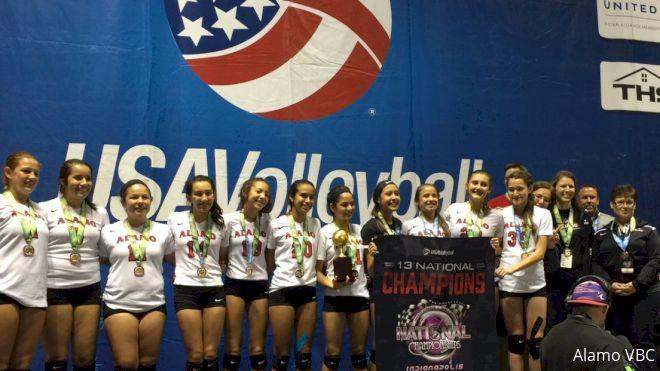USAV Girls' Junior National Championships: 13 Division