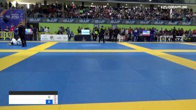 TACIO CARNEIRO vs VICTOR HUGO 2019 European Jiu-Jitsu IBJJF Championship