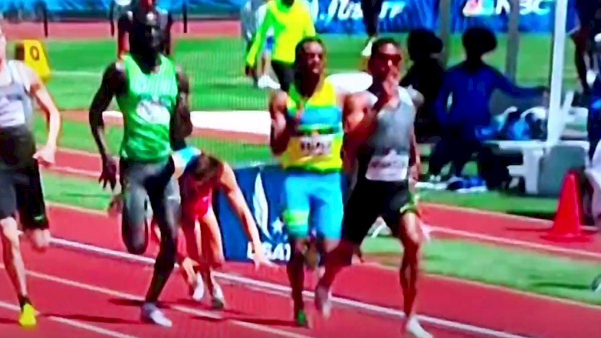 3 Protests Put Craig Engels Into 800m Final, Left Shaq Walker Out