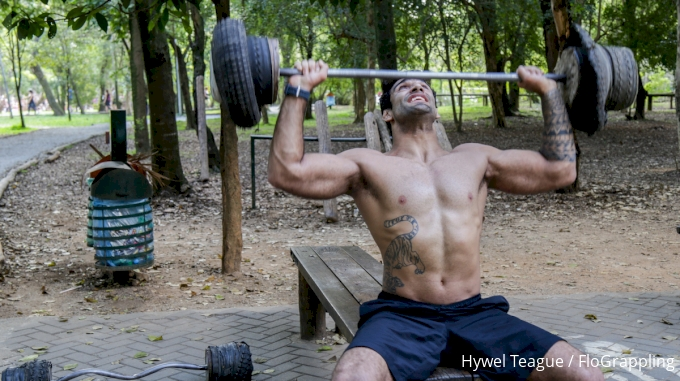 Leandro Lo's Ghetto-Style Strength Workout