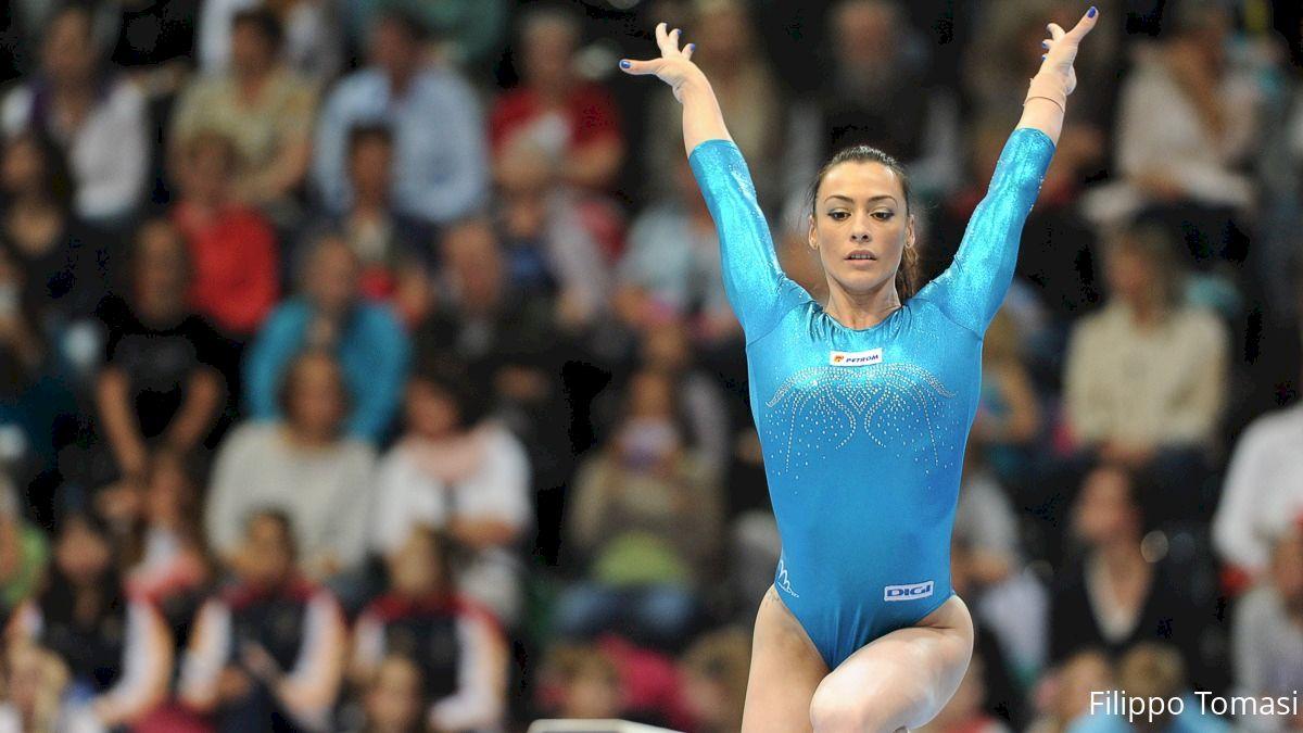 Catalina Ponor Photos Photos - Gymnastics - Artistic