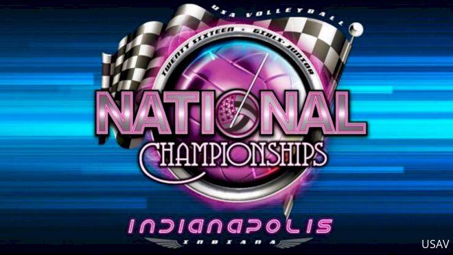 USAV Girls' Junior National Championships: 16 Division
