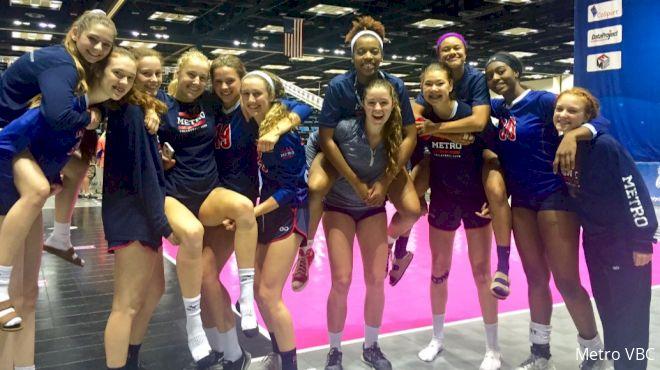 USAV Girls' Junior National Championships: 17 Division