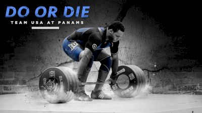 Do Or Die: Team USA At PanAms (Trailer)