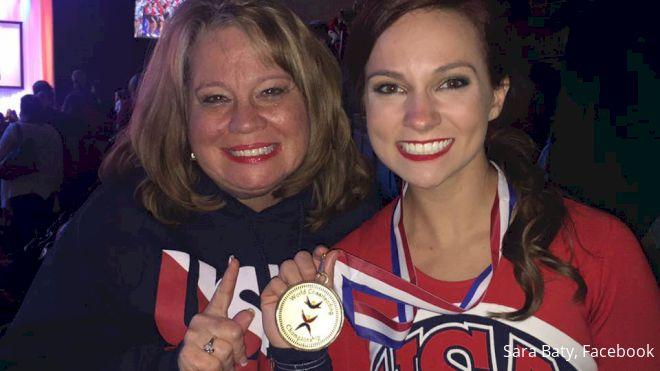 Q&A: USA National Team's Sara Baty